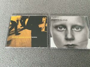 Runrig 2 Single CD :  Empty Glens + Book Of Golden Stories