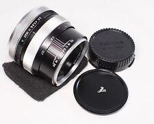Good++ Voigtlander Color-heliar 75mm F2.5 SL Lens for Canon FD