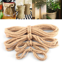 Home Decor Cat Pet Scratching Nordic Toy Twine Jute Ropes Thread Hemp Cord