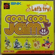 Cool Cool Jam (2000) Brand New Factory Sealed Japan Neo Geo Pocket NGP Import