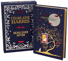 CHARLAINE HARRIS Dead Ever After SIGNED 1st LIMITED Sookie Stackhouse TRUE BLOOD