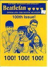 Beatlefan #100 May-Jun 1996 - Mystic Beatles, Ravi Shankar (100th Issue)!