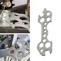 1Pcs Bike Bicycle Multi-function Steel Wrench Repair Tool Kits*HOT