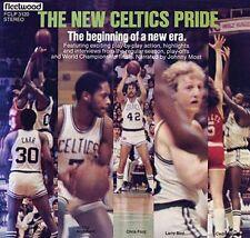 1980-81 Boston Celtics  CD NEW NBA CHAMPS The New Celtics Pride Larry Bird
