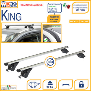 Roof Bars K39 Roof Rack Luggage Rack Audi Q3 (8U) From 2011 IN Then