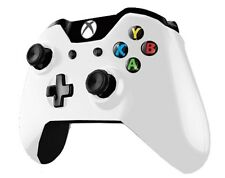 Microsoft Xbox One Langley Wireless Controller w/ 3.5MM Jack - Snowstorm White