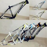 2019 AOWO Newly Road Mountain Bicycle Frame Aluminum Alloy Lightweight Frame