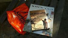 David Choe Set: 2010 Sealed Out of Print Hardcover & Upper Playground Signed DVD