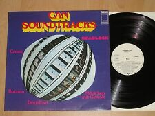 LP Can - Soundtracks - Spoon 005 - Deadlock - Deep End - Jaki Liebezeit - Mint