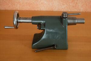 Reitstock Habegger Schaublin 102 MK1 Drehmaschine Lathe Tailstock Pinole