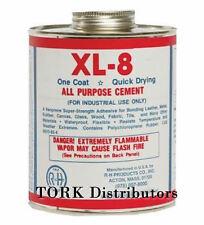 8 oz Can Xl-8 Neoprene All Purpose Rubber Cement