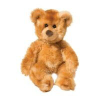 WAFFLES the Plush CINNAMON TEDDY BEAR Stuffed Animal - Douglas Cuddle Toys #7822