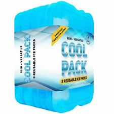New listing Healthy Packers Ice Pack for Lunch Box - Freezer Packs - Original Cool Pack  .