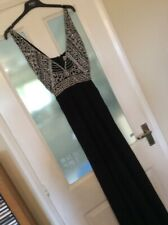 Lace And Beads  Jumpsuit By Topshop. Size 8Prom     .  New.
