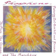 PHOSPHENE w/ LOL COXHILL AND FRIENDS Plum Orange Matchbox CD ELECTROSCOPE