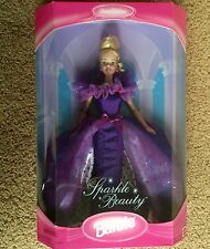 Sparkle Beauty Barbie Special Edition Gown Purple Fashion Glamour