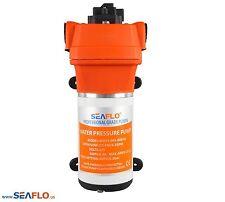 SEAFLO 12V WATER PRESSURE DIAPHRAGM PUMP 4.5GPM 17 L/MIN 40 PSI Boat/Marine RV