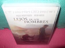 lejos de los hombres - mortensen - oelhoffen - dvd