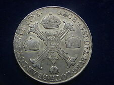 Kronentaler 1796 M  Mailand Franz II.  - RDR   W/15/949/A