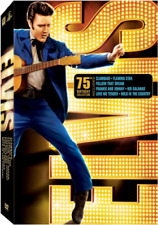 Elvis Presley 75th Birthday Collection 7 Movies Clambake DVD Set Film Musical TV