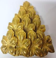 Antique Art Nouveau Deco Unisex Men's Christmas Tree Brooch Pin Clip SUPER