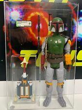 Vintage Star Wars 12 inch BOBA FETT ** AFA 85 ** 1978 Kenner Loose  ULTRA RARE