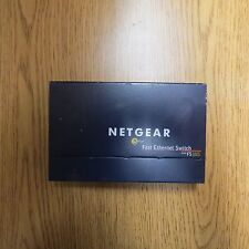 Netgear FS105 Fast Ethernet Switch 5Port
