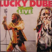 Lucky Dube - Captured Live -  New CD