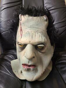 Fantastically Creepy Frankenstein Mask Universal Studios Monsters FreeShip