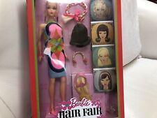 2016 50th Anniversary Barbie Hair Fair Doll with Accessories IOB Mint NRFB