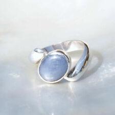 54 (17,2 mm Ø) Saphir Ringe mit Edelsteinen