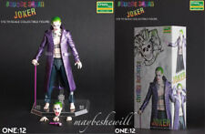 "Crazy Toys The Joker Suicide Squad Action Figure 6"" Hand/Head Removable Toy"