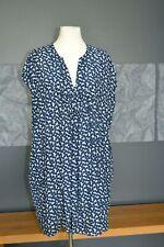 ESSENTIEL ANTWERP Kleid Tunika Seide Viscose Größe 38 40