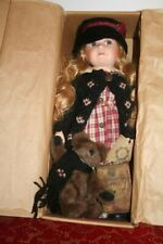 Boyds Bear Collection Yesterday's Child Brittany Doll #4906 Retired 1998