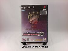 PRO SOCCER CLUB O TSUKUROU! EUROPE CHAMPIONSHIP SONY PS2 JAP GIAPPONESE COMPLETO