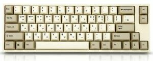 Leopold FC660M PD Mechanical Keyboard Cerry MX Brown PBT White twotone (Kor&Eng)