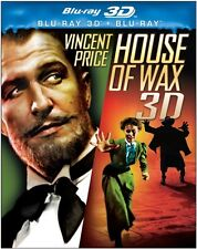 House of Wax [3D] (2013, Blu-ray NEW) BLU-RAY/WS/3D