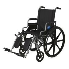 Medline K4 Basic Lightweight Elevating Wheelchair (MDS806550E)