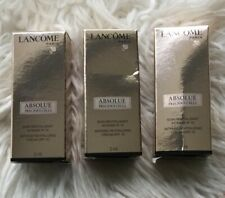 LANCOME ABSOLUE PRECIOUS CELLS 3x5ml Tubes 15ml Brand new boxed