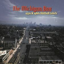 THE MICHIGAN BOX - KILLER PRIMITIVE ROCKABILLY & ROCK & ROLL  10 CDs + 208 PAGES