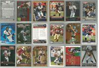 Denver Broncos 18 card 2003-2005 insert lot-all different