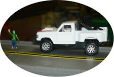 MAISTO - UTILITY TRUCK WITH HITCH - S TRAIN VEHICLE