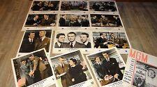 LA CORDE alfred hitchcock j stewart rare jeu 12 photos cinema lobby cards 1948