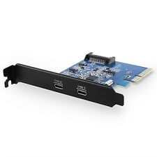AUKEY USB 3.1 Express Card SuperSpeed PCI - Express Card Controller x 2 USB 3...