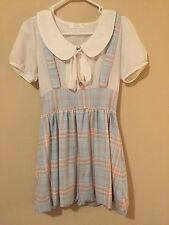 Kawaii Lolita Collar Dress Japan