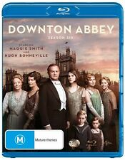 Downton Abbey : Season 6 (Blu-ray, 2016, 3-Disc Set)