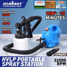 Electric Paint Sprayer Gun 650W DIY Spray Staion HVLP Portable Machine