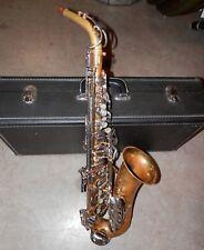 Selmer Bundy II Alto Sax Saxophone !No Reserve! !We ShipWorldwide!