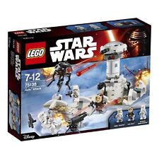 LEGO 75138 STAR WARS - Hoth™ Attack [RETIRED SET]