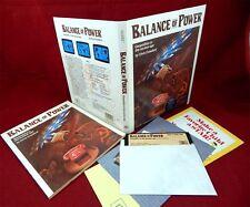 2 Apple: Balance of Power-Mindscape 1986
